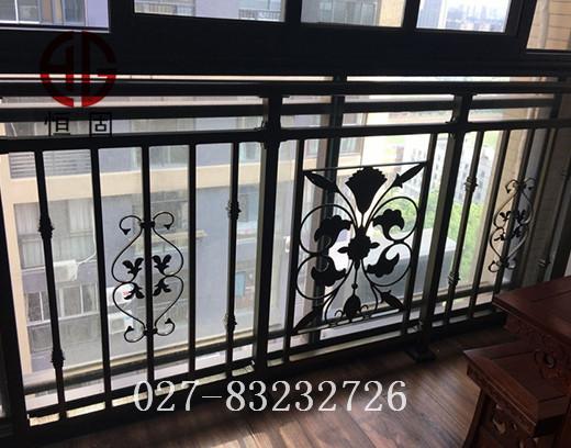 竖杆阳台护栏